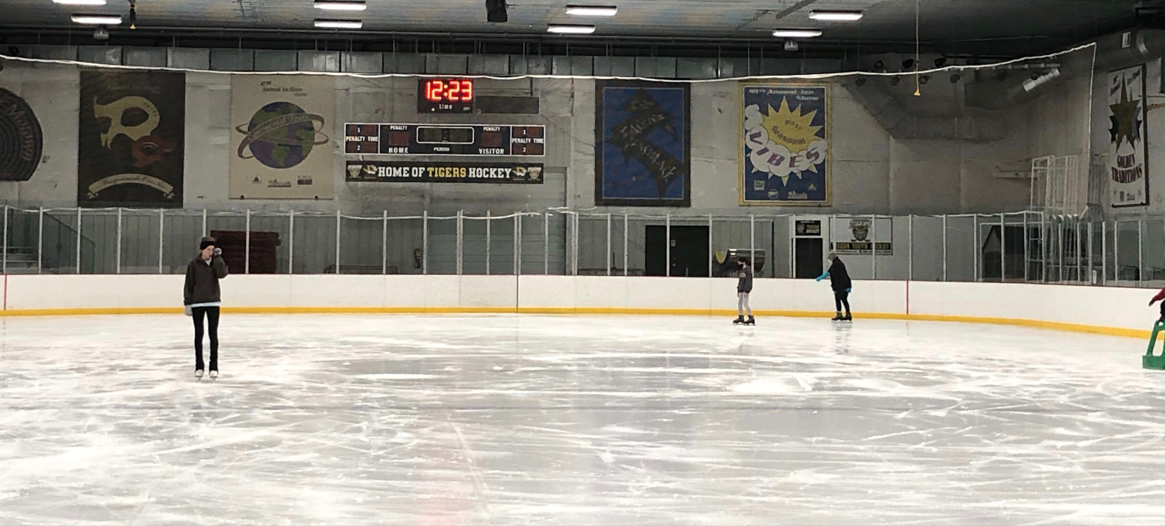 Welcome to the Rink